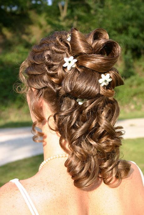 Hochzeitsfrisur Schulterlang by Hochzeitsfrisur Schulterlange Haare