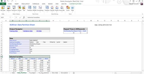 Xlminer Tutorial | getting started with machine learning in ms excel using