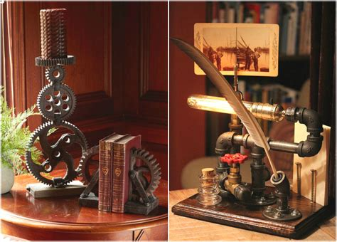 steam punk home decor room decor for teens steunk bedroom