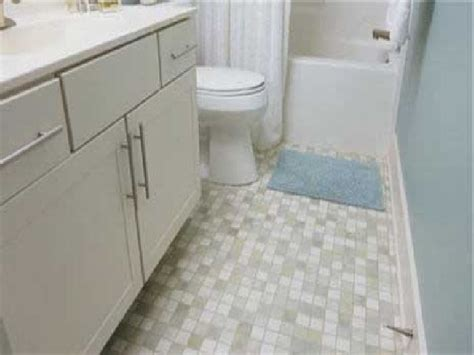 choosing bathroom flooring ideas