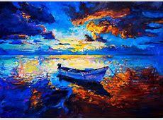 8+ Sky Paintings   Free & Premium Templates   Free ... Naturalistic Design Drawing