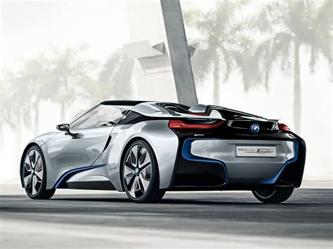 concept bmw i8 bmw i8 concept spyder wallpapers car wallpapers hd