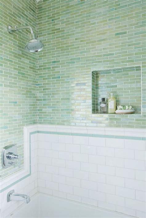 glass bathroom tiles ideas best 25 glass tile bathroom ideas on shower
