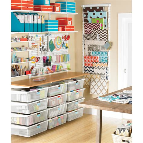 arts and crafts storage for 20 craft room organization ideas