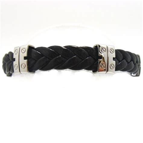 Fashion Weaved Braided Black 7 best g d gems bracelets images on gems