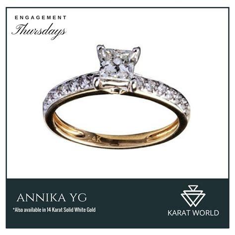 Wedding Ring Karat World promise ring engagement ring and wedding ring what s