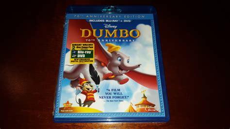 Listia Giveaway - free ho ho ho dumbo 1941 disney classic on blu ray dvd brand new