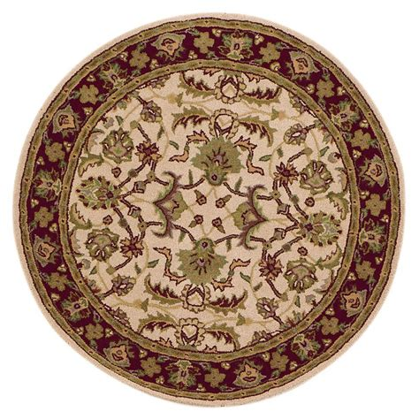 Home Decorators Collection Constantine Ivory 3 Ft 9 In 3 Foot Area Rugs