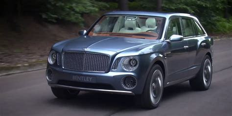 bentley exp 9 f custom bentley gives green light for suv highsnobiety