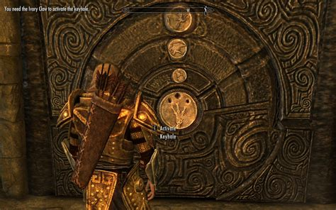 pattern to unlock door in skyrim the elder scrolls 5 skyrim where can i find the ivory