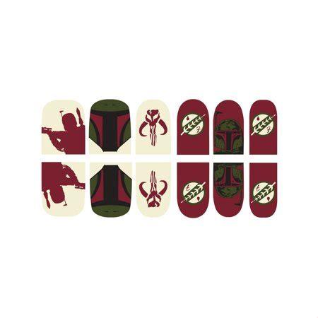 Wars Nail Stickers