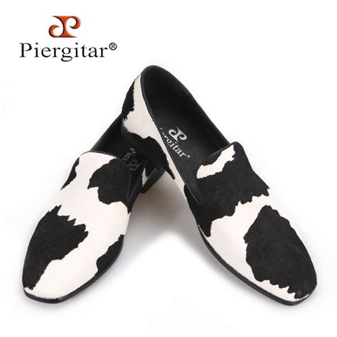 mens black and white loafers piergitar 2017 handmade loafers with black and white