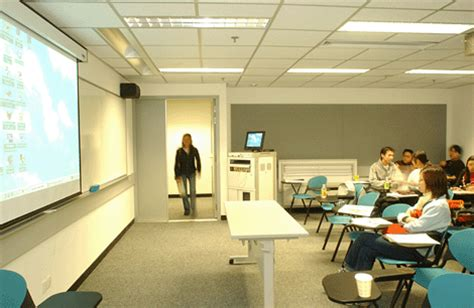 Interior Design Of Classrooms by Integrating Information Technology For The 5 F Classrooms