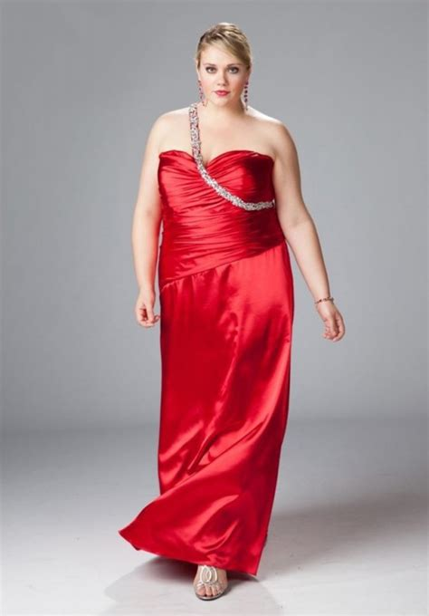 cocktail jurken plus size plus size party dress fashion runway op maat gemaakte