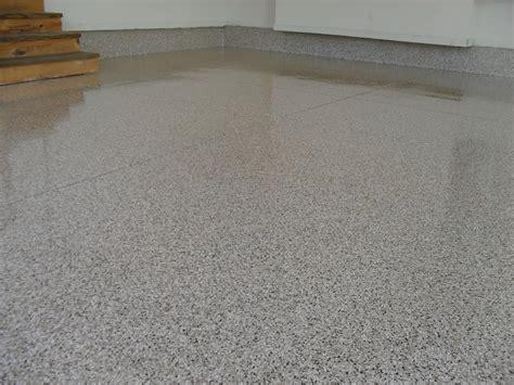 garage floor stain install the better garages best