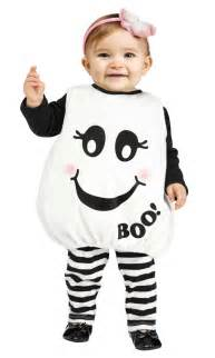 baby boo infant ghost costume