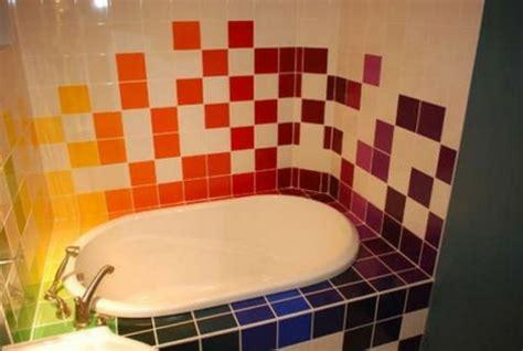 bunte fliesen bunte badezimmer designs 21 wundersch 246 ne farbenreiche ideen