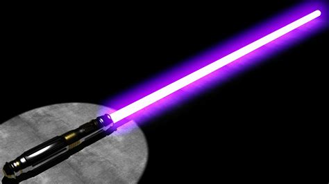 purple lightsaber epicstream