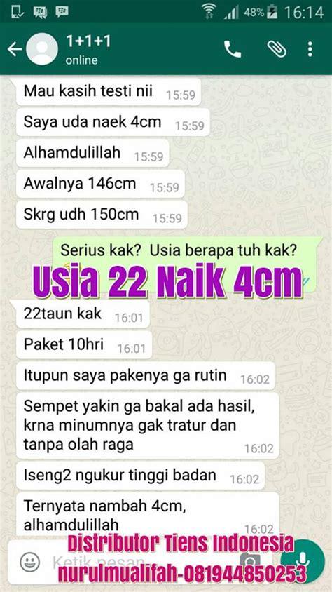 Obat Tidur Di Surabaya jual obat peninggi badan tiens di surabaya harga termurah
