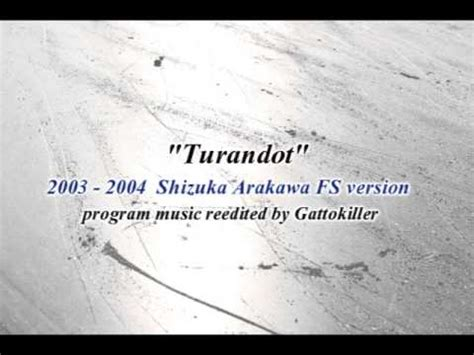 Fs Shizuka by Shizuka Arakawa 2003 2004 Fs