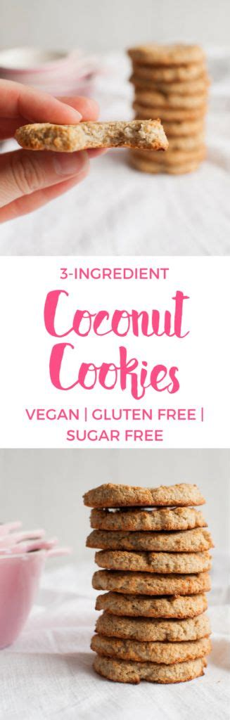 3 Ingredient Detox Cookies by Best 25 Sugar Free Recipes Ideas On Sugar
