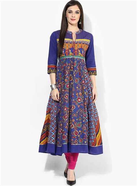 Light Purple 15 Dresses by 7 Reasons Why Cotton Kurtis Will Remain Evergreen On Trend