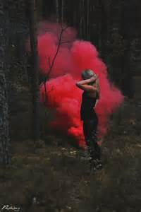 colored smoke bomb colored smoke smoke forest colored smoke bombs