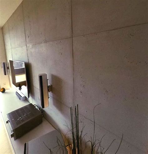 putz betonoptik wohnideen wandgestaltung maler wand in betonoptik mit