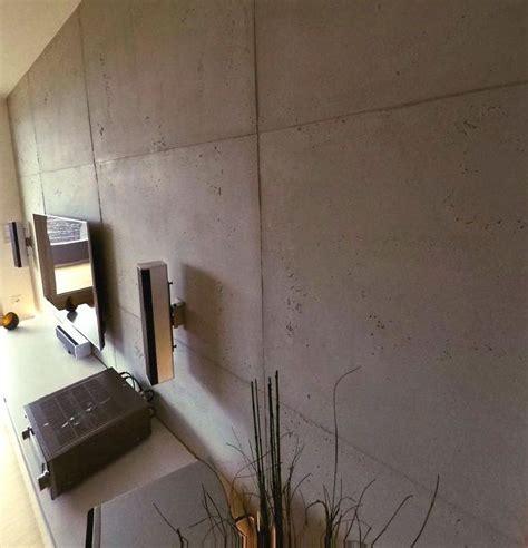 betonoptik wand wohnideen wandgestaltung maler wand in betonoptik mit