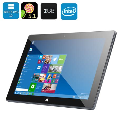 Tablet Android Pc wholesale 10 1 inch windows 10 android 5 1 tablet pc from china