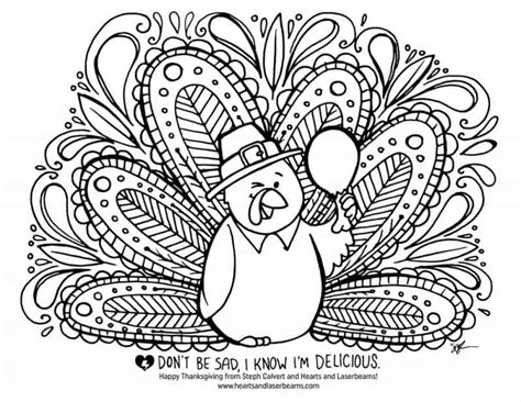 turkey coloring thanksgiving coloring pages skip to my lou