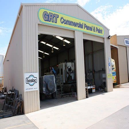 spray painter kalgoorlie grt commercial panel paint panel beater painters