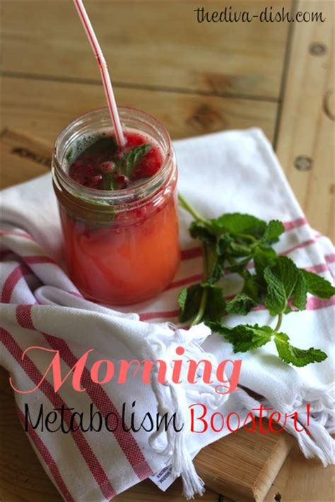 energy drink in the morning how to make a morning metabolism boosting drink causes