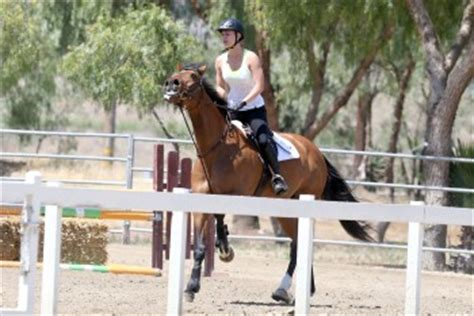 when horses are away celebs come out to play photos sowetan live kaley cuoco out and about horse riding candids in simi