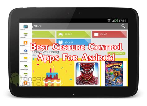 cool apps for android top 5 cool gesture apps for samsung xiaomi huawei