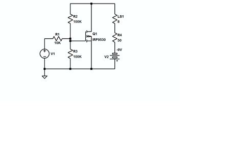 replace transistor with mosfet how to replace this npn transistor with a mosfet electrical engineering stack exchange