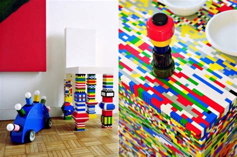 lego kitchen island 20 cool furniture designs made out of legos