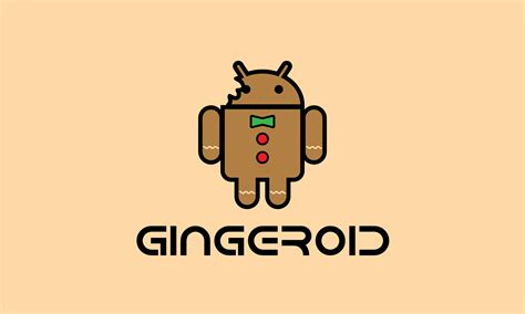gingerbread android android stocklogos