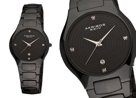 s and s akribos xxiv watches
