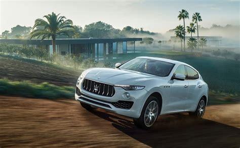 Maserati Car Cost 2017 Maserati Levante Release Date Price Automoviles