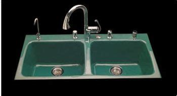 green kitchen sinks pin by julie stewart on kitchen pinterest