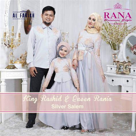 Kebaya Dress Cavali Salem rania rashid silver salem baju muslim gamis modern