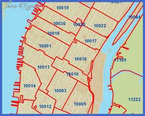 New York Area Codes Map by New York Zip Code Map Map Travel Holiday Vacations