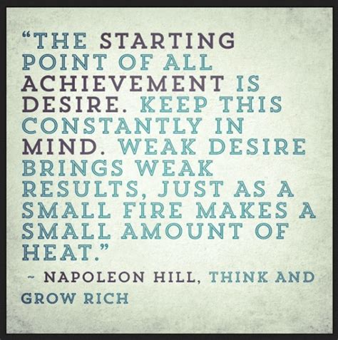 To Rich To Succes Mario Einstain inspirational napoleon hill quotes from think and grow rich
