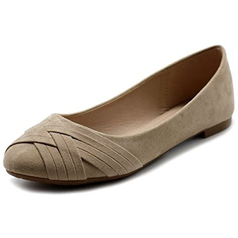 cute comfort shoes ollio women s ballet shoe cute casual comfort flat 9 b m