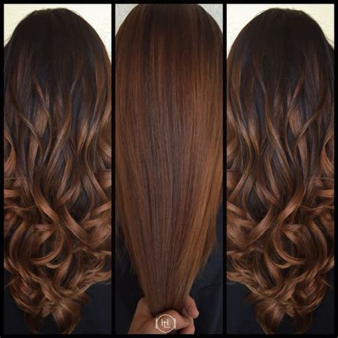hair highlight color chart allnewhairstyles رنگ موی فندقی مجله خوشتیپ ها