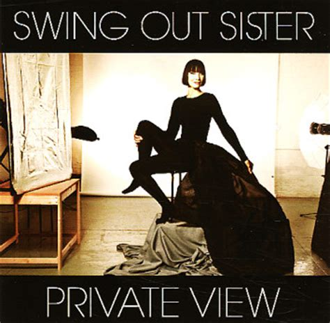 swing out music cd review swing out sister s private view music