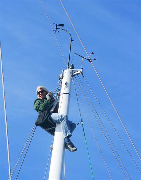 mast zeilboot sailboat mast