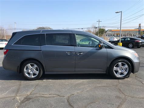 Honda Odyssey Touring by 2012 Honda Odyssey Touring Touring Stock 1552 For Sale