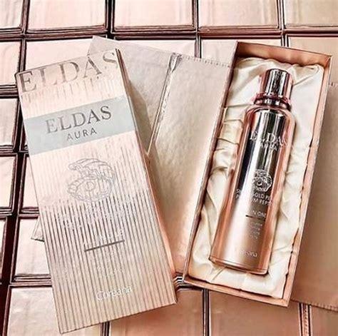Bvr Shining Gold Serum serum eldas aura shine gold pearl premium peptide